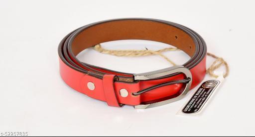 Casual Trendy Women Belts