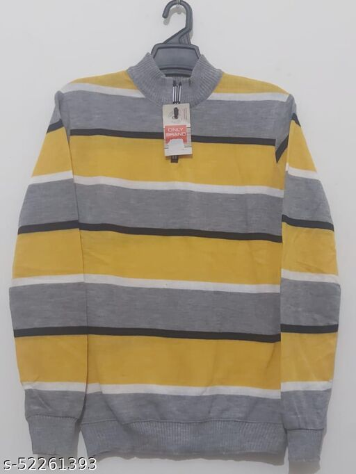 Comfy Latest Men Sweaters