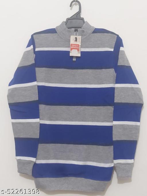 Classic Partywear Men Sweaters