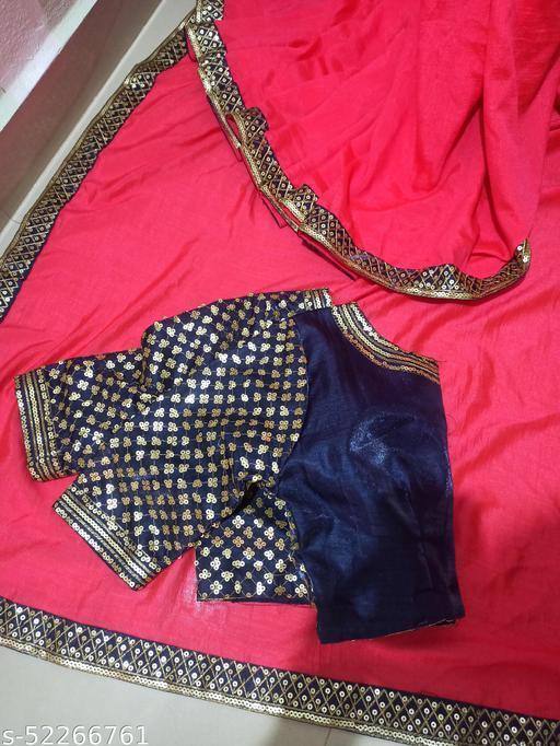 wonderful vichitra work saree