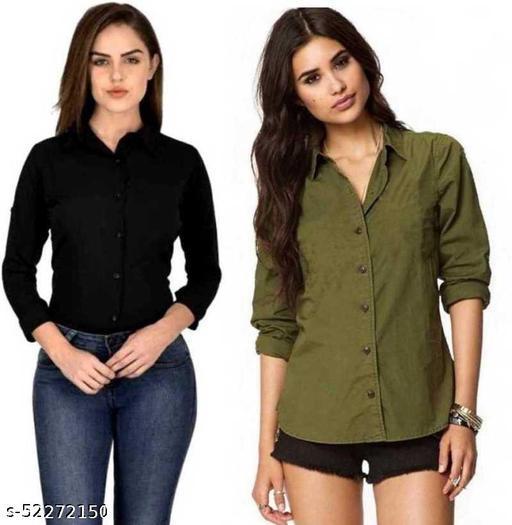 Comfy Glamorous Women Shirts