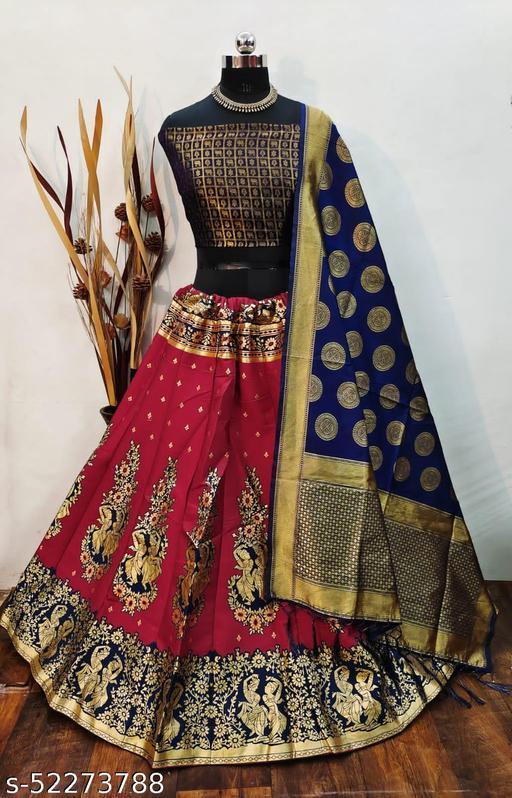 Letest Bollywood Style Attractive Fashionable Superior Petite Women Lehenga