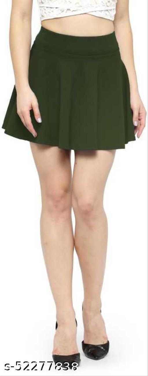 Fancy Glamarous Women Western Skirts