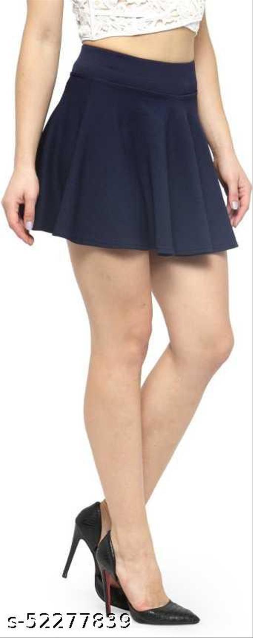 Casual Feminine Women Western Skirts