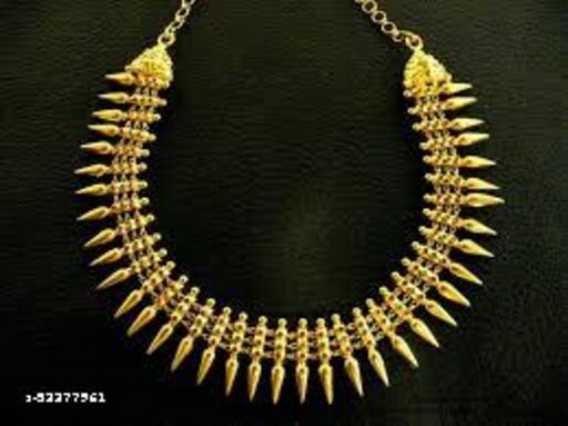 FANCY MULLA MOTTU MALAI Necklaces & Chains