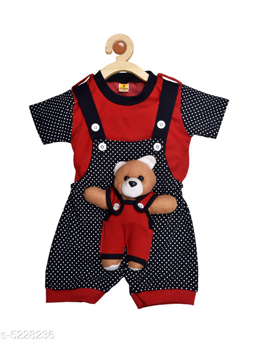 Prity Girls Jumpsuit   Cotton  Printed