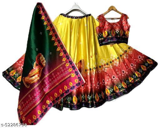 Abhisarika Graceful Women Lehenga