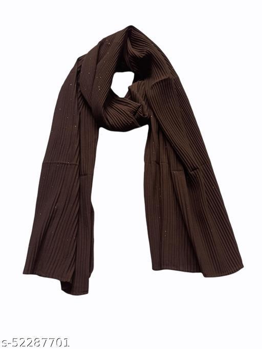 Voguish Fancy Women Scarves, Stoles & Gloves