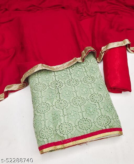 *Exclusive Dress Material Suit  For Women