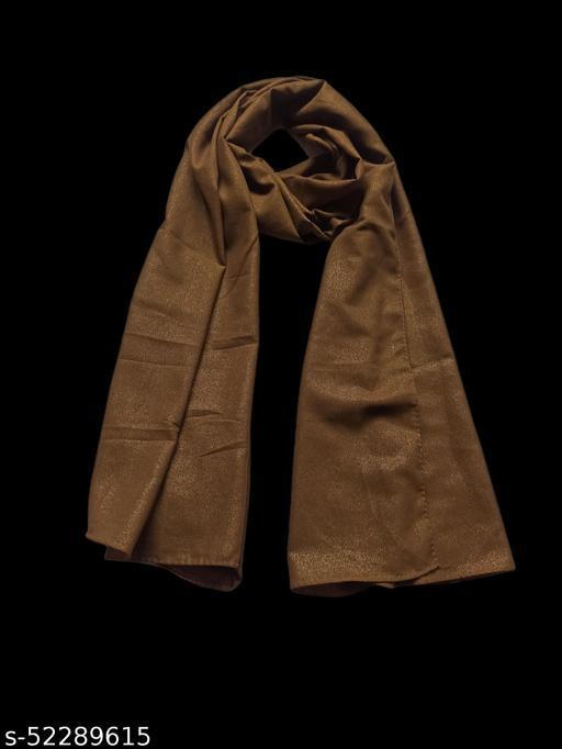 Elegant Trendy Women Scarves, Stoles & Gloves