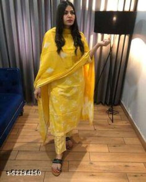 Aakarsha Sensational Semi-Stitched Suits