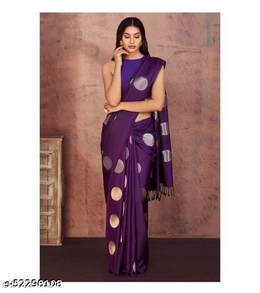Beautiful Party Wera Banarasi Silk saree for Women