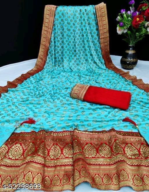 khodiyar Creation Saree For party, Wedding, Festival
