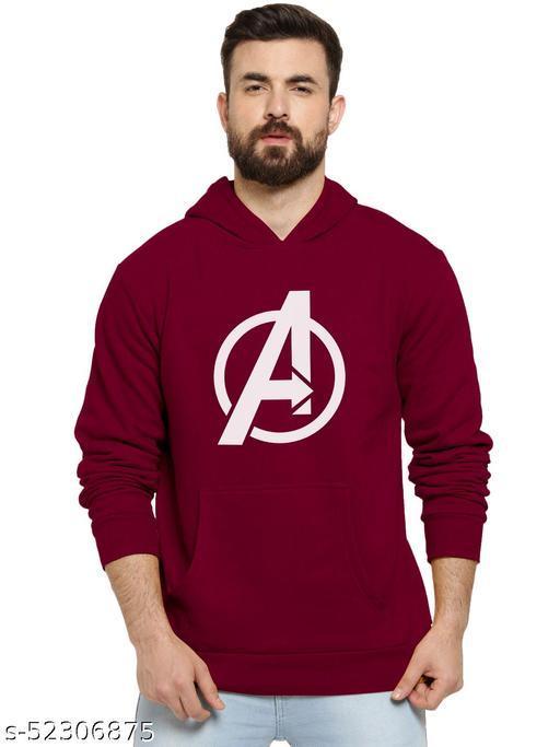 Urbane Glamorous Men Sweatshirts