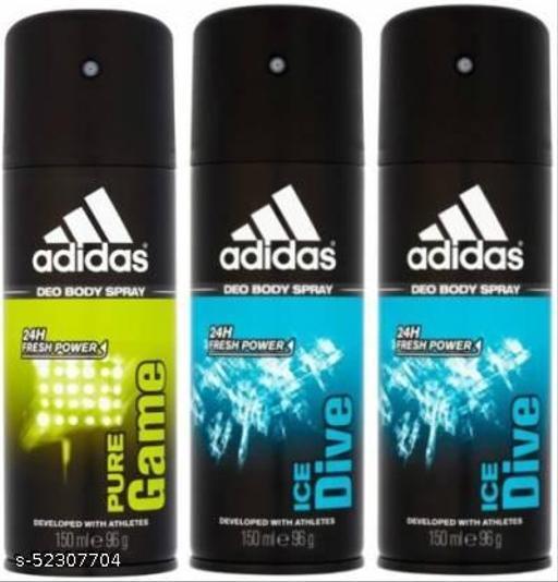Latest Deodorant & Fragrances