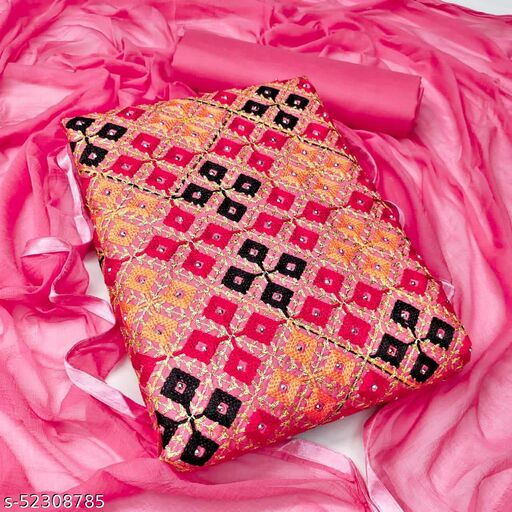 Aishani Refined Kurti Fabrics