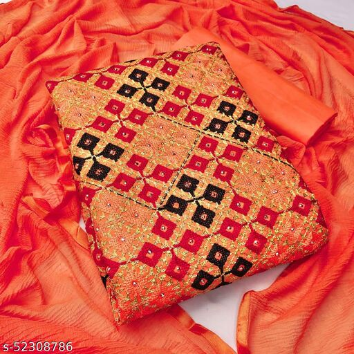 Myra Petite Kurti Fabrics