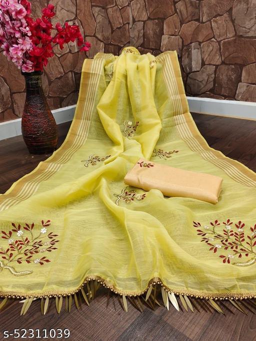 Eva Creation Saree For Wedding, Festival, Party. .