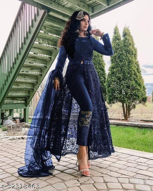 Aishani Attractive Women Ethnic Jackets