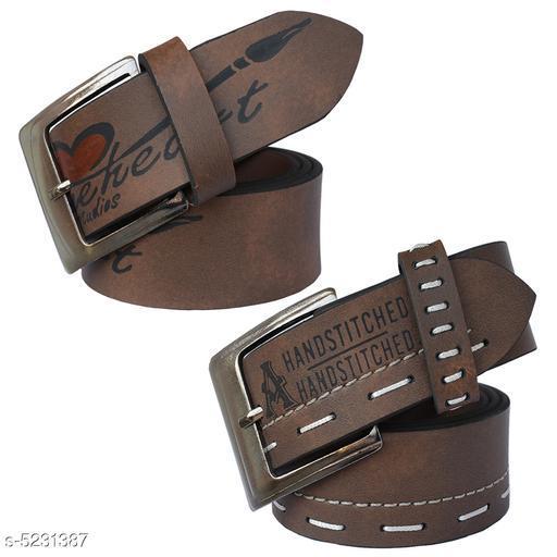 Jack Modern Fancy Men's Belt