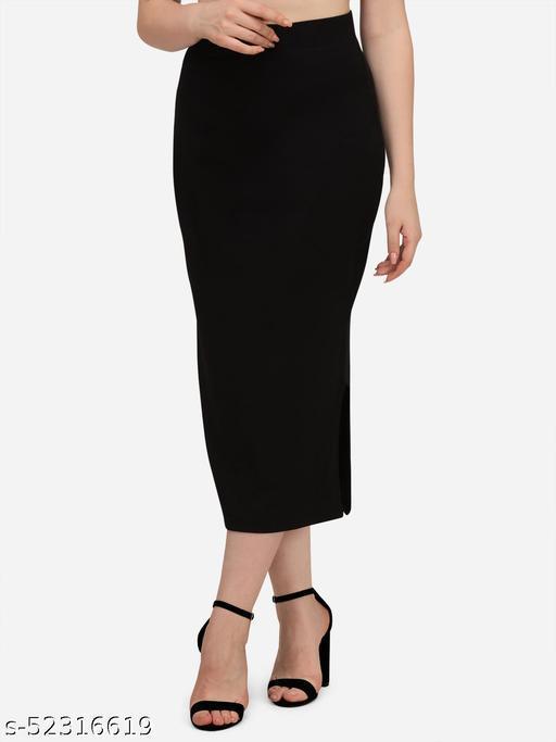 Elegant Modern Women Western Skirts