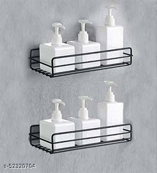 New  Bathroom Shelves