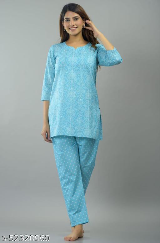 Aradhya Fashionable Women Nightsuits