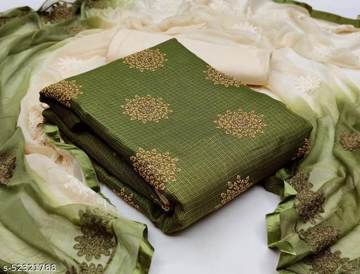 Jivika Alluring Salwar Suits & Dress Materials