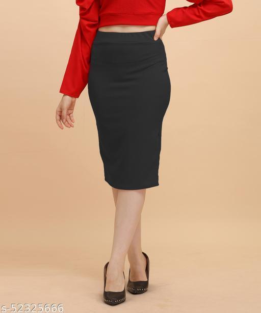 Casual Latest Women Western Skirts