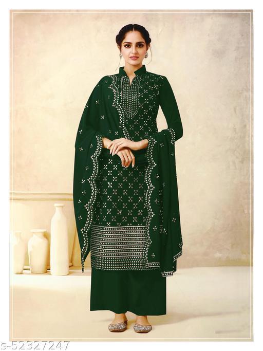 Abhisarika Refined Semi-Stitched Suits