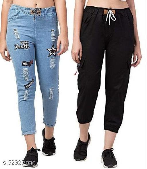 Pretty Fashionista Women Jeans