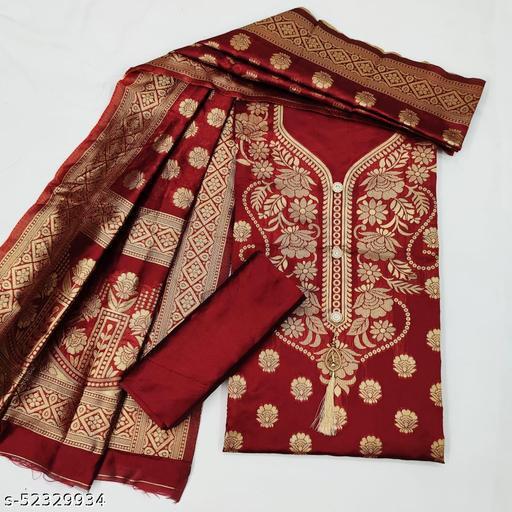 Aagyeyi Alluring Salwar Suits & Dress Materials