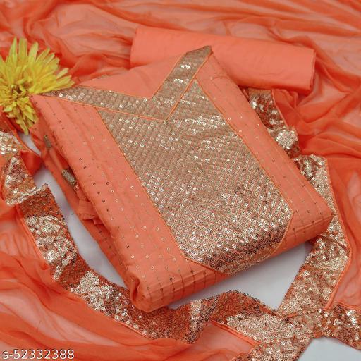 Aishani Sensational Semi-Stitched Suits