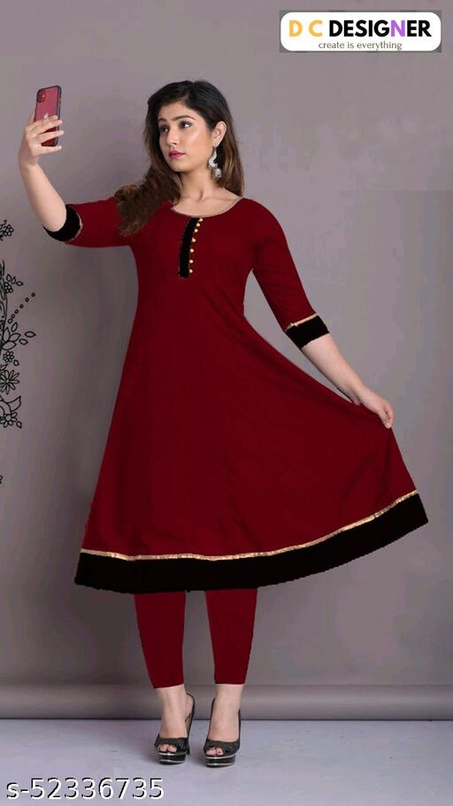 Trendy Ravishing Women Kurti