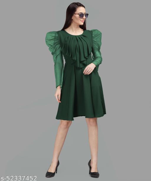 Urbane Graceful Women Dresses