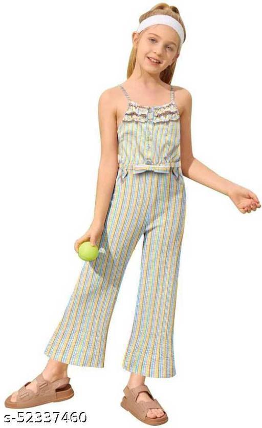 Cute Kids Jumpsuits