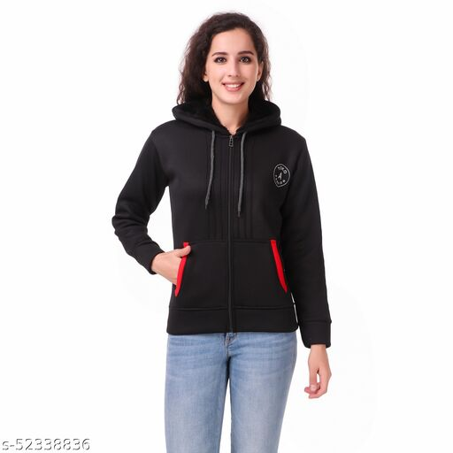 Solid Winter Collection For Women/Girls