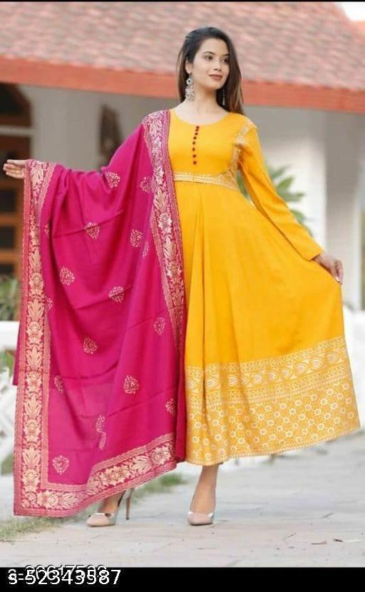 Adrika Pretty Gowns