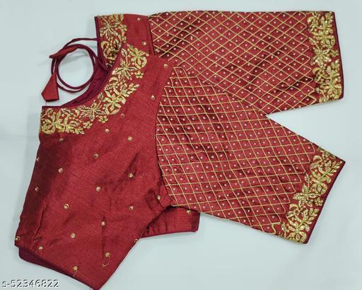 Vidhya Fashion Hub 2021 New designer Blouse NAINA-2 Catlog