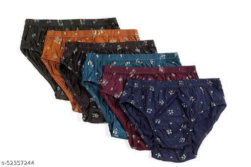 Women's Printed Cotton Panties