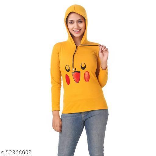 Fancy Graceful Women Sweatshirt