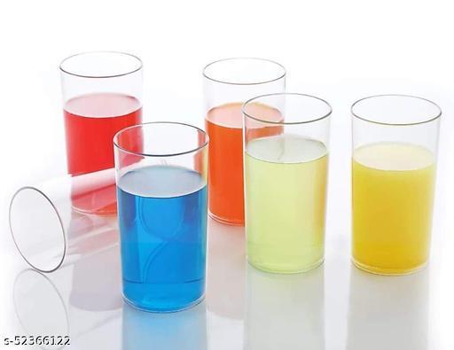 Fancy Water & Juice Glasses