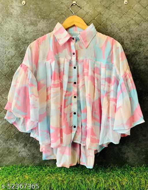 Classic Glamorous Women Shirts
