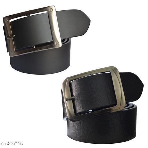 Stylish Men's Belts