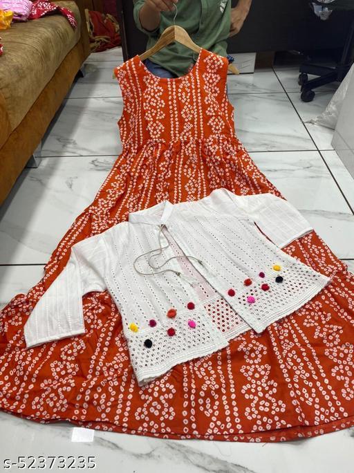 Chitrarekha Ensemble gown