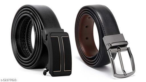 Kastner Mens Trending Belts Combo