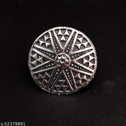 Unique Trendy Design Adjustbale Ring