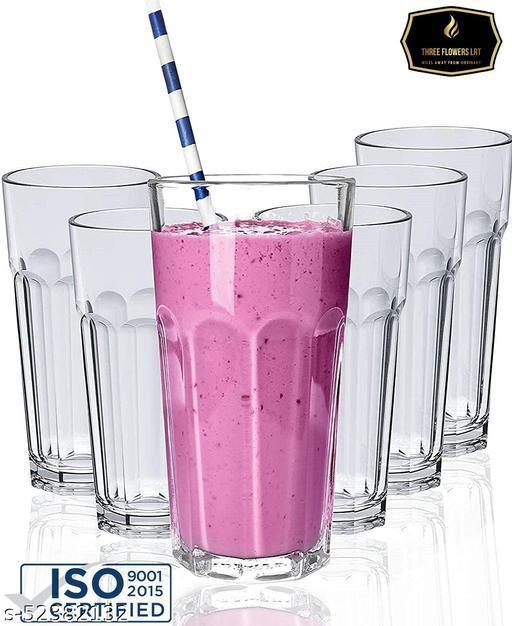 Attractive Water & Juice Glasses