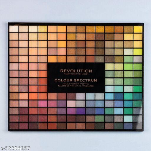 Makeup Revolution 196 Colour 176.4 g(Spectrum Palette)