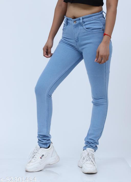 Fancy Ravishing Women Jeans